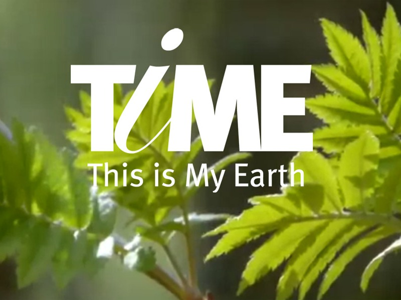 This is My Earth (TiME)