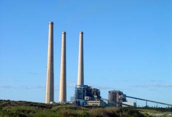Hadera Power Station / תחנת כוח חדרה